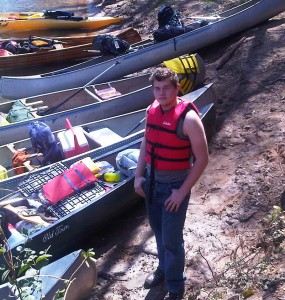 Chattahoochee Canoe Trip