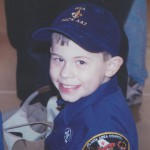 Ryan - 8 years old Cub Scouts