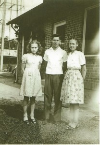 Mom (right) & Her Siblings