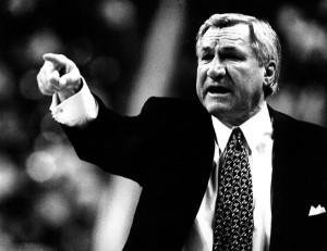 Dean Smith UNC Coach 1961-1997