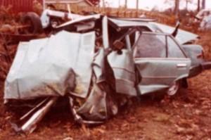Gracie Rosenberger Car Wreck