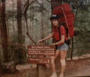 Backpacking  1984